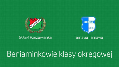 Gosir Rzezawianka oraz Tarnavia Tarnawa z awansem do klasy okręgowej!
