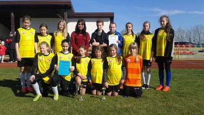 Mistrzostwa Juniorek i Młodziczek