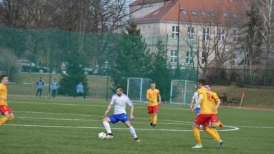 Sparing nr 3: Stal - Ślęza Wrocław