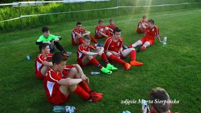 Zdjęcia z meczu Śląsk Łubniany - TOR Dobrzeń (5:0)