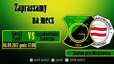 Zapowiedź: Górnik Piaski - Szczakowianka Jaworzno