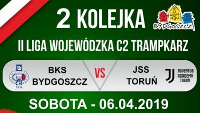 Zapowiedź II kolejki: BKS Bydgoszcz - JSS Toruń