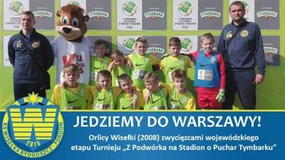 Pokaz siły Orlików!!! Jedziemy do Warszawy!!!