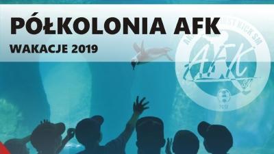 Półkolonie AFK 2019 - zapisy!