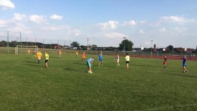 Dnia 1 września odbył się trening drużyn młodzieżowych Piasta !