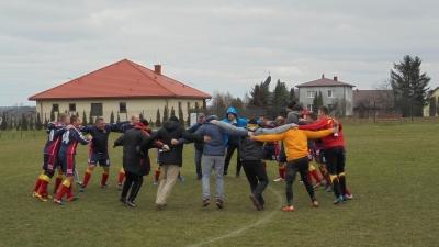 Dobry początek rundy wiosennej drużyny z A Klasy.