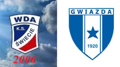 """Liga okręgowa młodzika 10 kolekja K.S. WDA Świecie 2006 - """"Gwiazda"""" Bydgoszcz 0:4"""