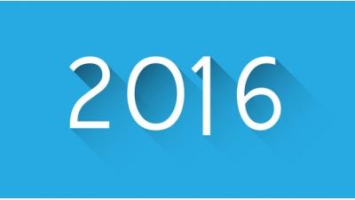 2016 rok - biało-niebieskie podsumowanie