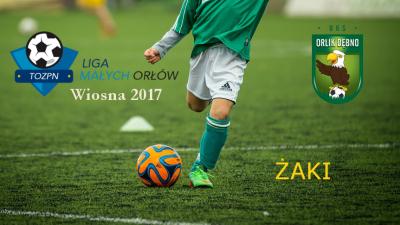 Liga Małych Orłów w Dębnie i Tarnowie - Żaki