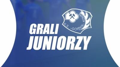 Grali juniorzy: Ostatnie mecze za drużynami juniorskimi