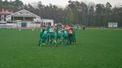 "LKS ""Sparta"" Lubliniec vs Unia Kalety"