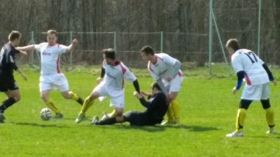 LKS Nagoszyn - LKS Łęki G  4-5 (3-1)