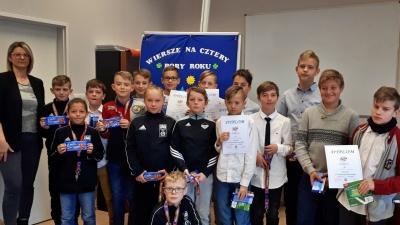 Konkurs recytatorski w MSMS Piłkarskie Nadzieje
