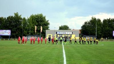 MZKS Pogoń Leżajsk 2-2 San Kłyżów