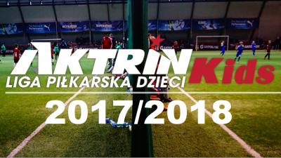 Pierwsza kolejka ligi Aktrin KIDS.