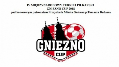 to już pewne... Gniezno CUP 2018