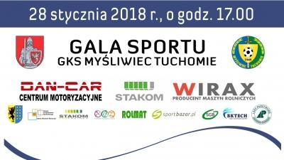 Gala Sportu 28 Stycznia.
