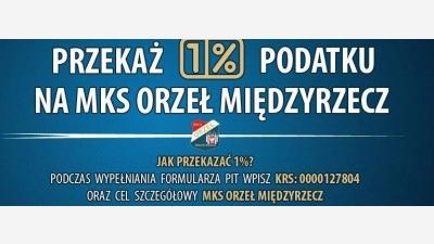 Grosz na MKS Orzeł Międzyrzecz