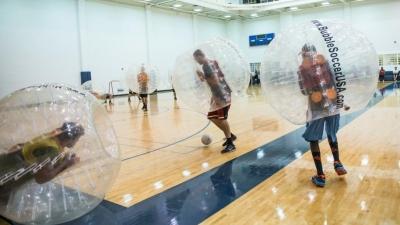 Bubble Football - zajęcia dla chętnych!