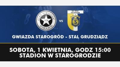 Gwiazda Starogród - Stal Grudziądz