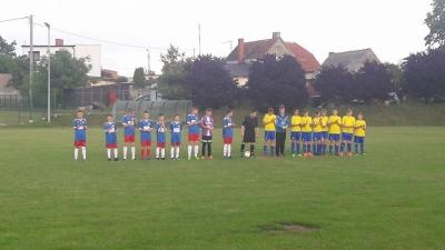 Wygrany 3:1 ostatni mecz ligowy młodzików