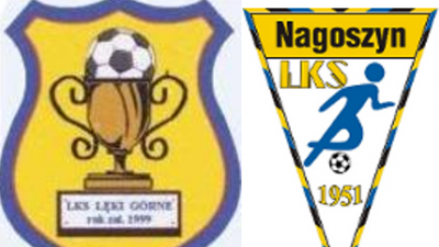 Łęki - Nagoszyn  2 - 0  (1 - 0)