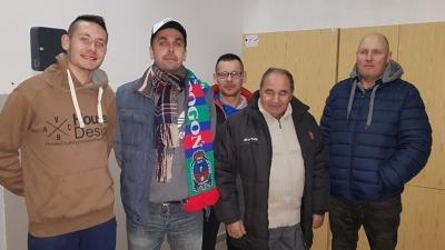 Rado Torres nowym trenerem drużyny seniorów !