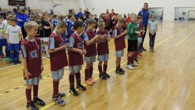 XI miejsce na turnieju Polibuda Kids Cup.