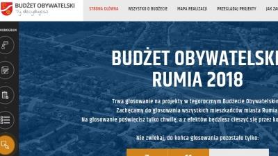Budżet obywatelski - głosowanie
