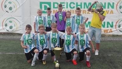 Wygrywamy rozgrywki Deichmanna U-11 w Bydgoszczy!