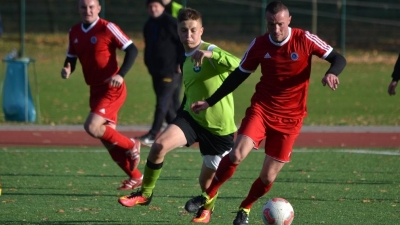 O przyszłość w lidze okręgowej w Prusicach