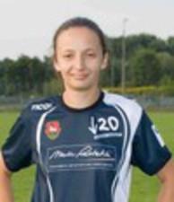 Anna Grudzińska piłkarką Piastovii