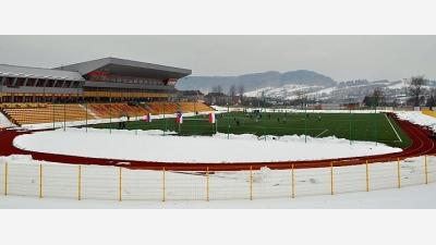 Obóz piłkarski w Nowej Rudzie - początek