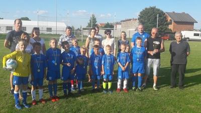 Ostatni turniej tego sezonu zagrała drużyna Żaków GKS Jaraczewo