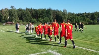 Orzeł pokonany w pierwszej rundzie Pucharu Polski