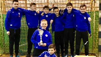 Halowy Turniej Młodzików o Puchar Burmistrza Gubina