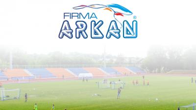 Firma Arkan partnerem Błękitnych 1947