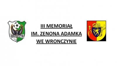 Memoriał Zenona Adamka już 15 sierpnia!