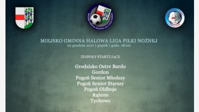 Miejsko-Gminna Halowa Liga Piłki Nożnej