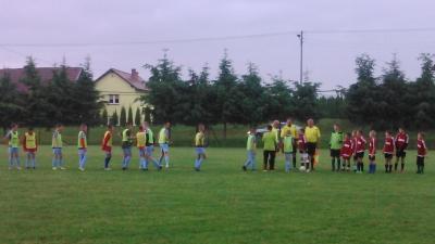 Sokół II - KS Zabełcze 5-0