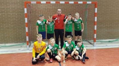 Na podium w Joma CUP rocznika 2007 w Liskowie