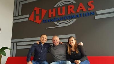 Huras Stanzautomation sponsorem Klubu Sportowego Winnica!