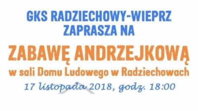 Andrzejki z GKS-em