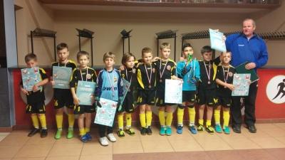 Zagraliśmy na turnieju Bursztyn Cup w Jezierzycach
