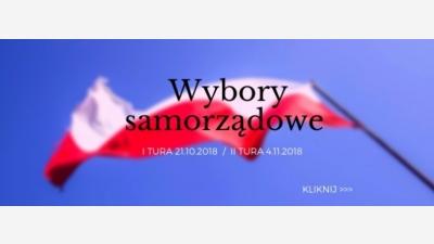 Wybory Samorządowe - nasz kandydat Tomasz Bobryk