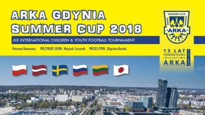 ARKA GDYNIA SUMMER CUP 2018 - Rocznik 2007, 2008 i 2009