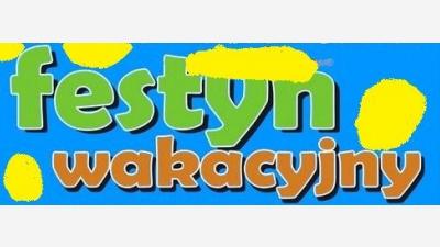FESTYN WAKACYJNY - program imprezy