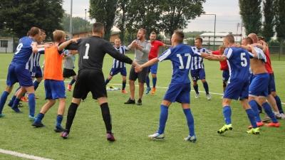 Seniorzy pokonali Osadnika Myślibórz 3:0 (1:0)