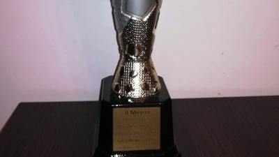II miejsce na turnieju w Goczałkowicach