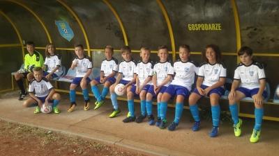 UKP Gol zadebiutował w lidze młodzików